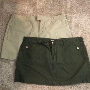 Bundle two Skirts